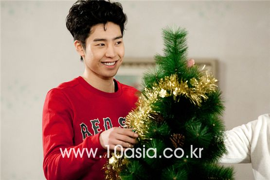 Park Min-woo [Lee Jin-hyuk/10Asia]