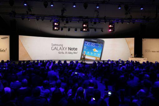삼성 '갤럭시 노트', 글로벌 판매량 100만대 돌파