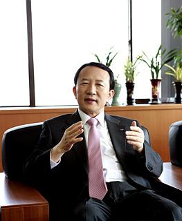 """권오철 하이닉스 사장 """"SK와의 결합으로 성장 전략 편다"""""""