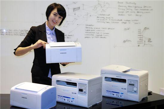 삼성, 스마트폰에서 출력하는 프린터 출시