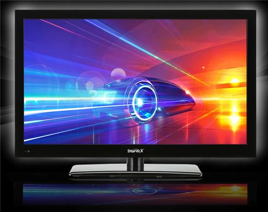 ▲스톰X(StormX 37인치 풀HD LED TV