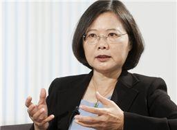 차이잉원 민진당 후보
