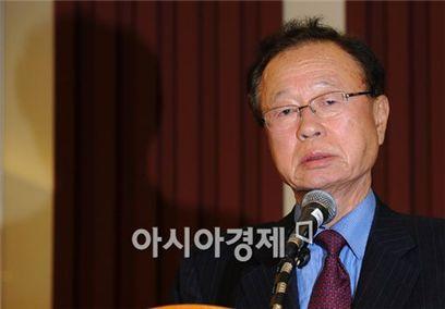 박희태 전 국회의장 [사진=아시아경제 DB]
