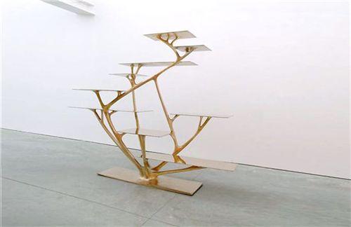 ▲ 국제 갤러리를 통해 선보였던 요리스 라만의 작품