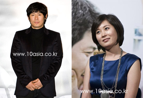 Actor Sul Kyung-gu (left) and actress Moon Sori (right) [10Asia]