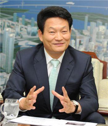송영길 인천시장