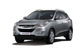 지난해 전 세계 SUV 판매량 4위에 오른 현대자동차의 '투싼'