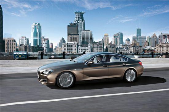 BMW 6시리즈 그란 쿠페
