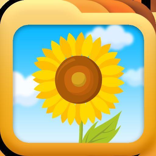 인사이트미디어 'i사진폴더' 아이콘