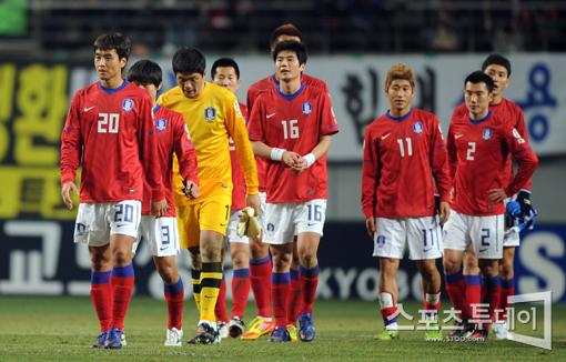 한국, 5월 FIFA 랭킹 31위…지난달과 변동 없어