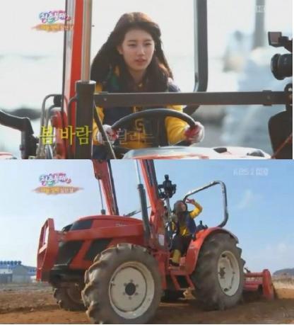 ▲ KBS 2TV '청춘불패2' 방송화면 캡쳐