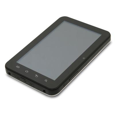 ▲11번가의 5인치 태블릿PC '기찬패드'