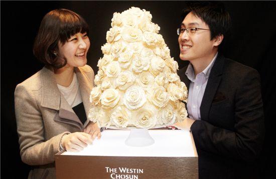 5000만원짜리 케이크는 어떤 맛일까?