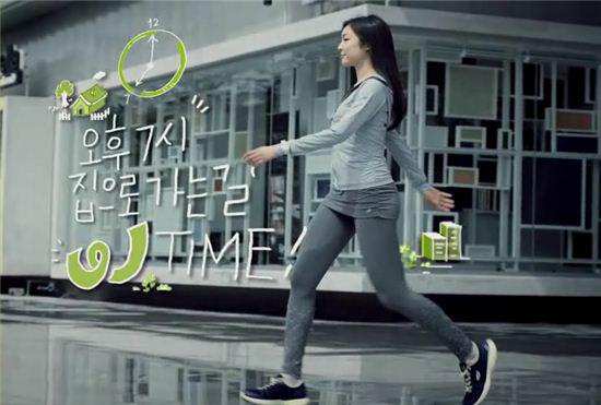 """""""대박 '김연아 워킹화' 하루에 버는 돈이…"""""""