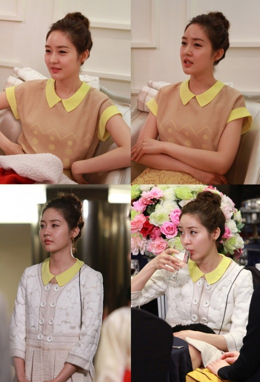 ▲사진='성유리 봄의 여신' ⓒ 킹콩엔터테인먼트