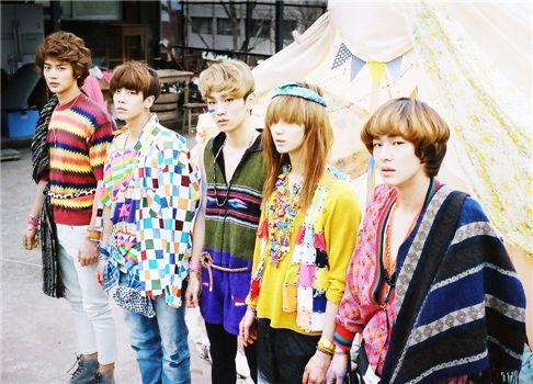SHINee [SM Entertainment]