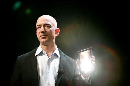 제프 베저스 아마존닷컴 CEO <출처: 블룸버그>