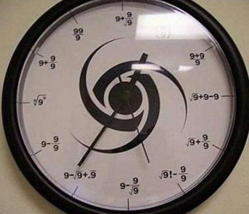 수학을 못하면 시계도 못 보는 더러운 세상