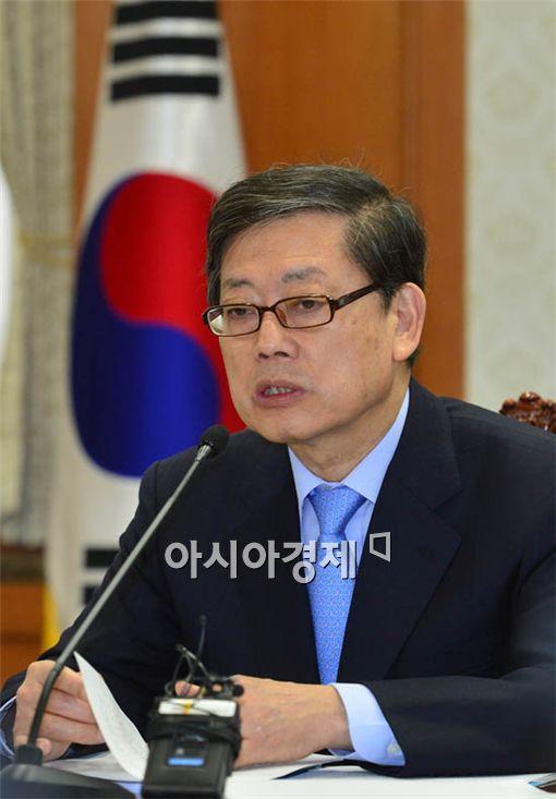 """[포토] 김 총리 """"민생법안, 18대 국회서 반드시 통과돼야"""""""