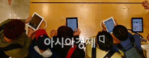 [포토] 애플의 뉴아이패드 국내 공식 출시