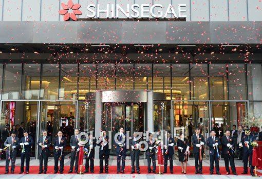 [포토] 신세계백화점 의정부점 공식 오픈