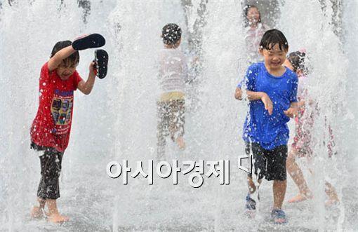 7월 중순 날씨...서울지역 최고기온 28도