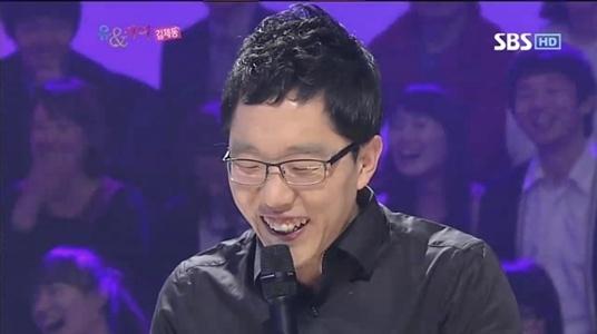 김제동 말 안하는 이유(출처 : SBS 방송 캡쳐)