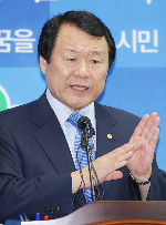 염홍철 대전시장.