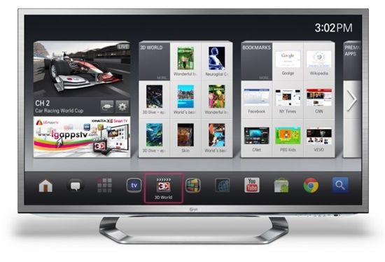 LG전자가 5월말 미국에서 TV업체중 가장 먼저 2세대 구글TV 'G2 시리즈'를 출시한다.