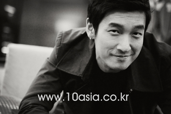 Actor Cho Seung-woo [10Asia]