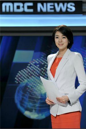 ▲배현진 아나운서(출처: MBC)