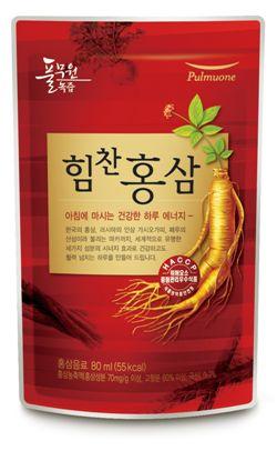 """풀무원녹즙 """"'힘찬홍삼' 한 포면 하루 걱정 끝"""""""