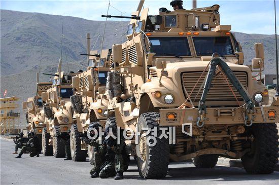 軍, 국산 MRAP개발 포기하나