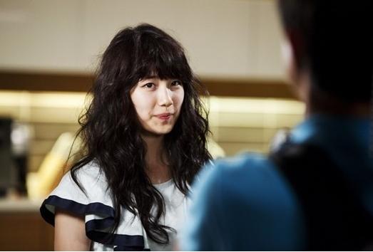 수지 산발머리 (사진: KBS)
