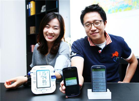 삼성전자, 갤럭시S3 통해 '헬스케어' 서비스 시작