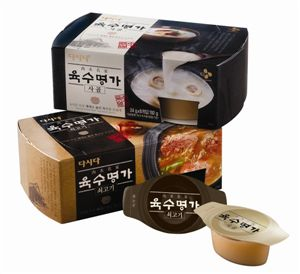 CJ제일제당, 젤 형태 '다시다 육수명가' 2종 출시