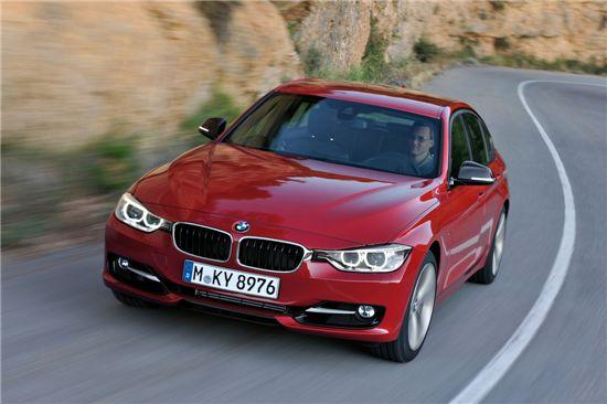 BMW 뉴 3시리즈 스포츠라인
