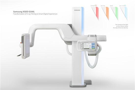 삼성전자가 '미국 산업디자이너협회(IDSA)'가 주관하는 세계 최고 권위의 디자인 공모전인 'IDEA(International Design Excellence Awards) 2012'에서 총 7개의 상을 받으며 최다 수상 기업에 선정됐다. 금상을 수상한 '디지털 X-Ray(XEGO-GU60)', 사용자와 환자에게 기기 작동상태, 촬영 과정 등의 정보를 직관적으로 전달하는 컬러 표시 시스템을 적용해 좋은 평가를 받았다.