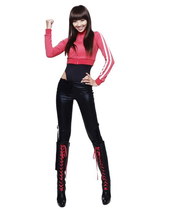 SISTAR's Hyolyn [Starship Entertainment]
