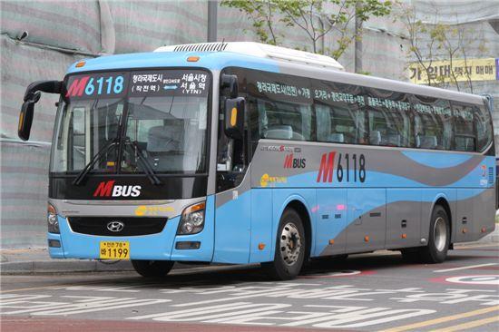 M버스 사진 / 사진= 아시아경제 DB