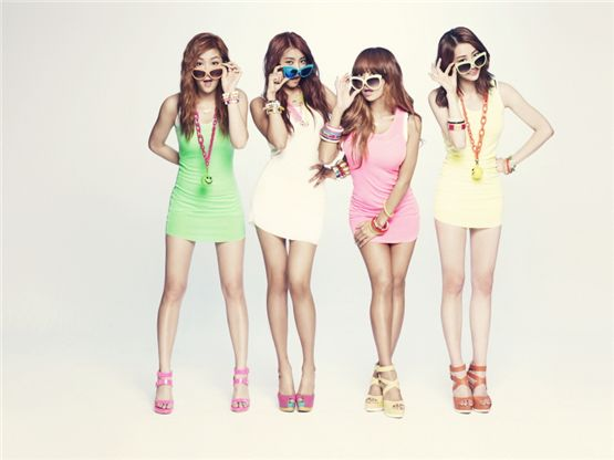 SISTAR [Starship Entertainment]
