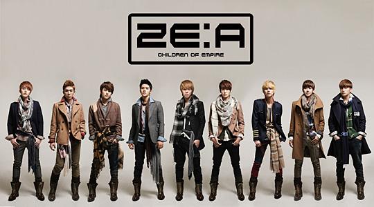 ZE:A [Star Empire Entertainment]