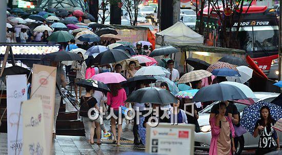 [오늘날씨] 서울 대구 등 비온 뒤 더위 한풀 꺾여