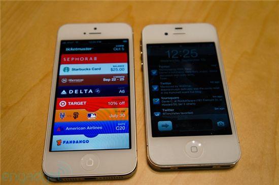 애플 '아이폰5', 아이폰4S와는 전혀 다른데 구분 못하다니…