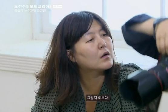 한혜연 씨의 칭찬이 도전자를 춤추게 하네요
