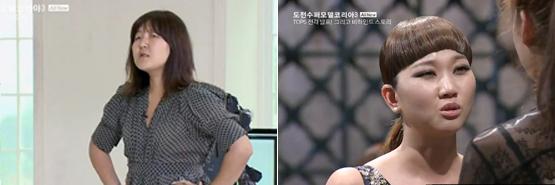 한혜연 씨와 장윤주 씨가 도전자들의 치기어린 갈등까지 현명하게 보듬어주면 좋겠어요.