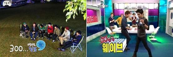 MBC의 대표 예능은 지금도 <무한도전>이나 <황금어장>처럼 시작한지 몇 년 째인 프로그램들이다.
