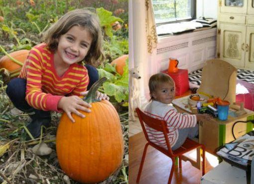 ▲ 어머니 마리나 크림 씨의 블로그에 남겨진 두 아이의 생전 모습