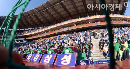 프로야구 한국시리즈 28경기 연속 매진