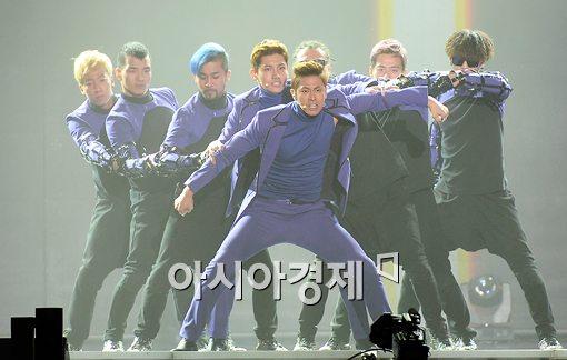 [포토]동방신기, 이것이 댄스다!